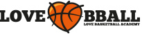 Love Basketball Academy Logo